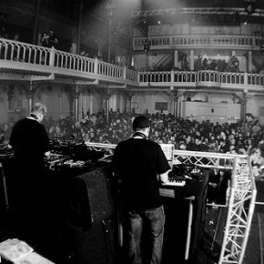 Mexter Dorgan Live @ Paradiso / Amsterdam